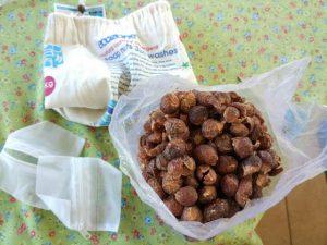 אגוזי סבון לכביסה