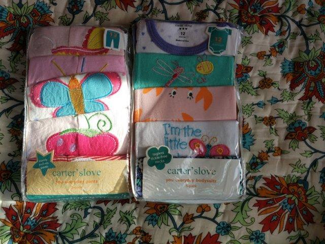 קניית בגדי תינוקות מוצלחת במיוחד