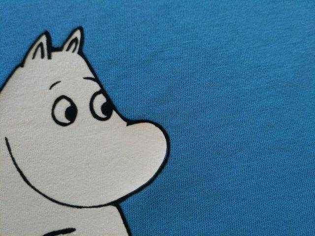 חולצת מומינים או: עולם חדש ונפלא