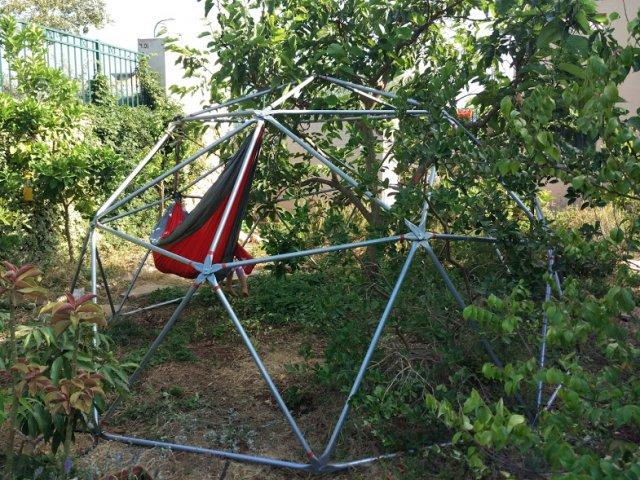 עדכון לפרויקט הדום לגינה :-)