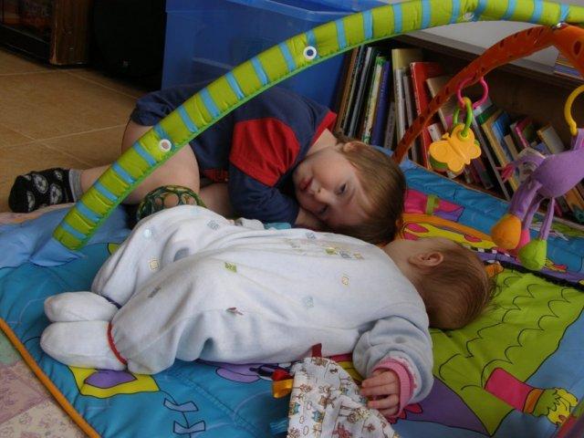 רעיון מקסים וקצת ילדים