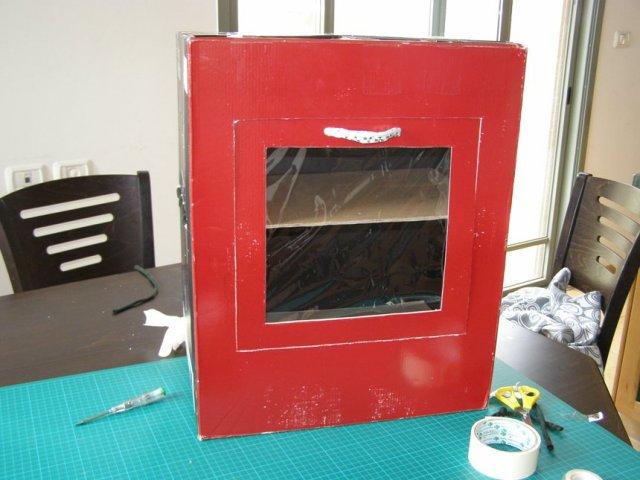 תנור אפיה לאורן