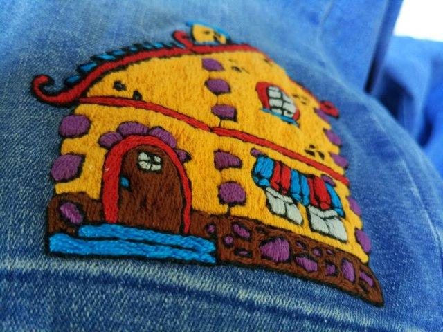 רקמת בתים – חלק א'