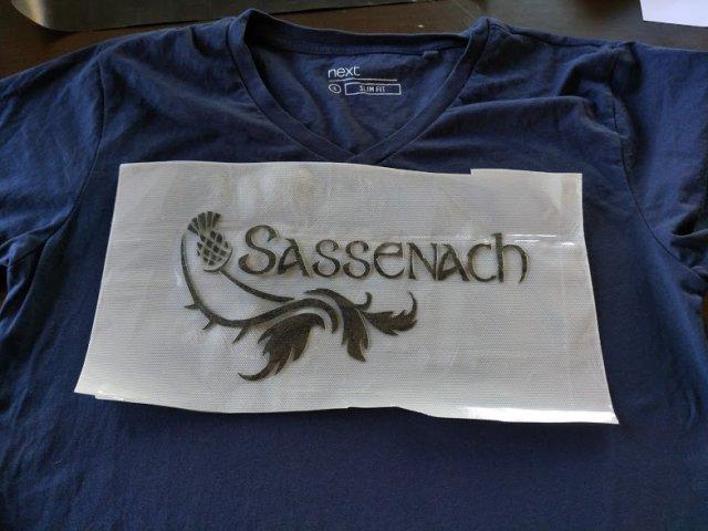 חולצת נוכרייה לעצמי :-)