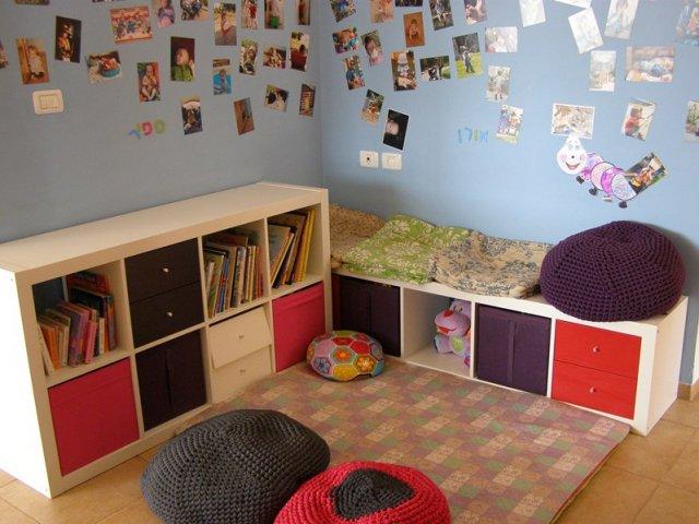 פינת ילדים + מיני IKEA hack