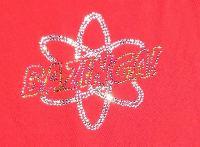 חולצת המפץ הגדול ,או באזינגה!