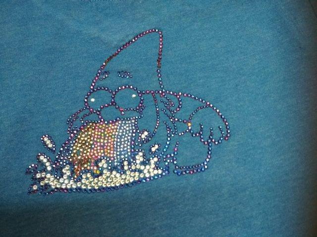 חולצת גרוויטי פולס לאורן :-)