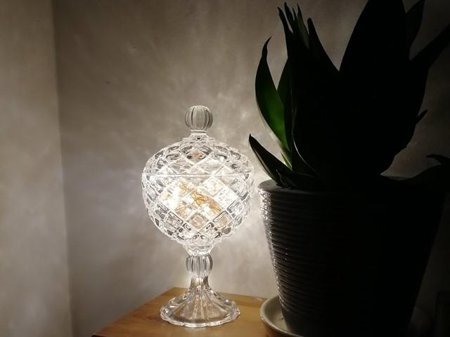מנורה קטנה תוצרת בית