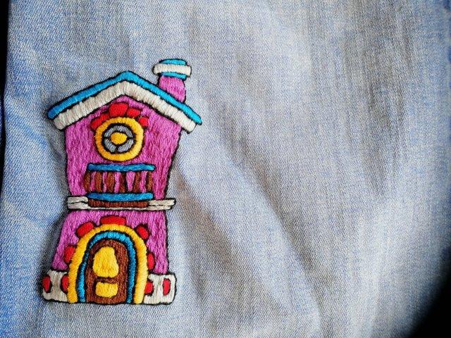 רקמת בתים – חלק ג'