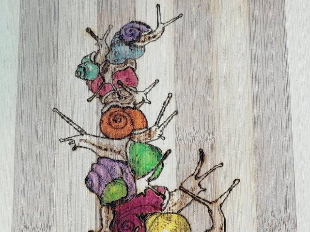 ברלה על עץ
