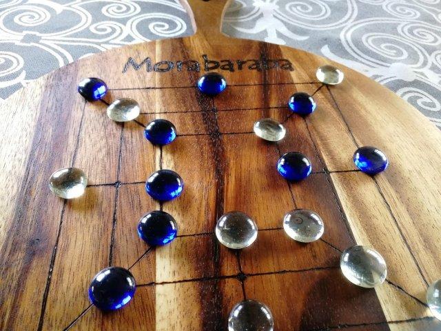 משחק Morabaraba תוצרת בית :-)