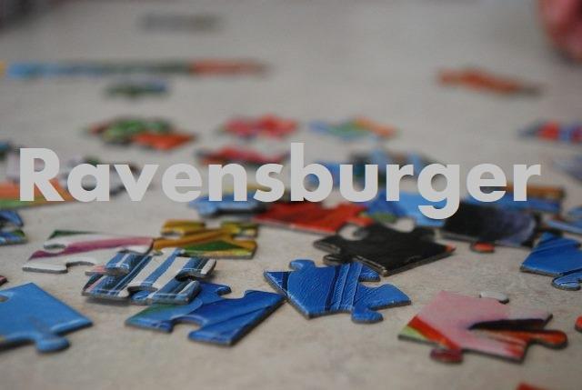 פאזלים של חברת Ravensbuger במחיר מוצלח